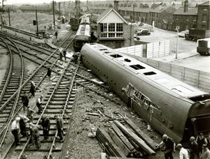 Чрезвычайные ситуации на железнодорожном транспорте