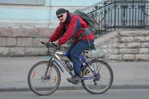 безопасное движение на велосипеде