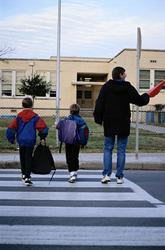 безопасность в дороге в школу