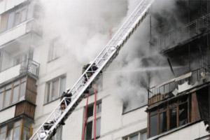 Действия при возникновении пожара