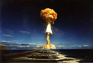 Влияние на людей и здания поражающих факторов ядерного взрыва