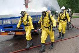 аварийно-спасательные работ в очагах поражения