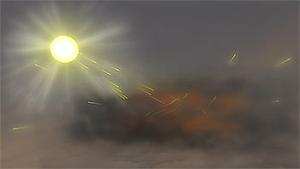 атмосферная пыль и аэрозоли